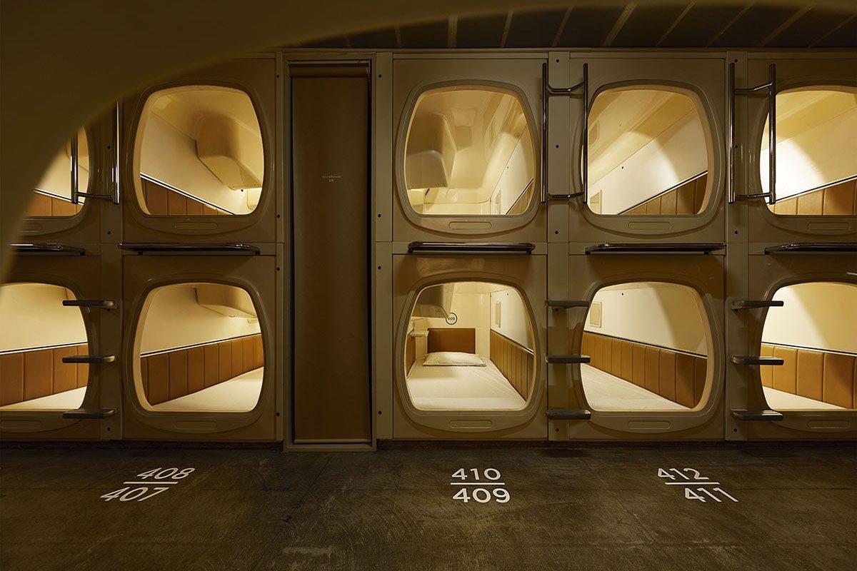 capsule japan hotel 3