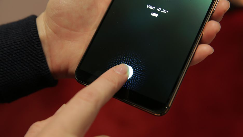 vivo fingerprint
