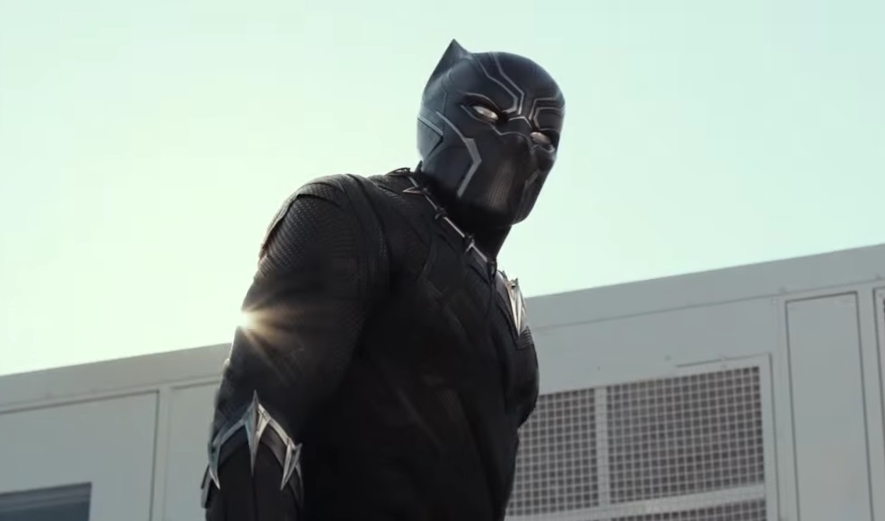 Black Panther covr