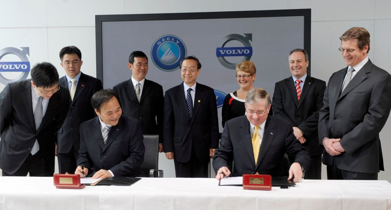 Geely-buys-Volvo