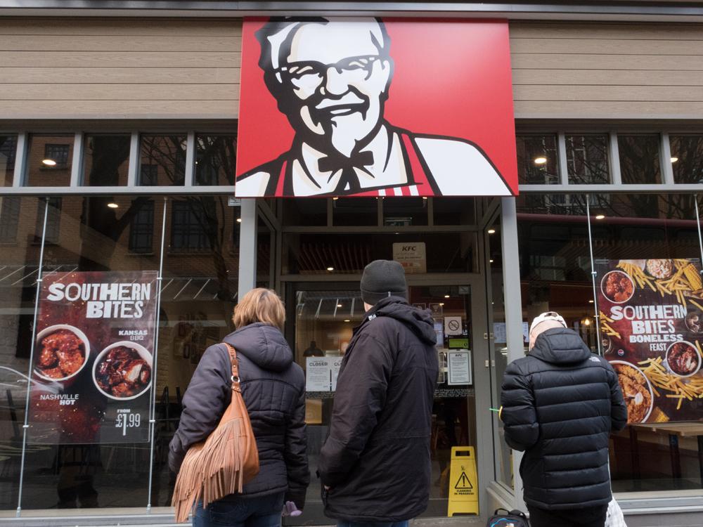 KFC England