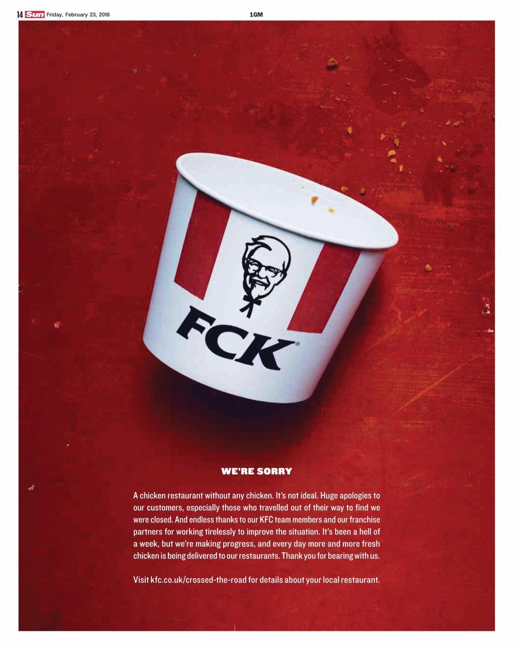 KFC Iklan