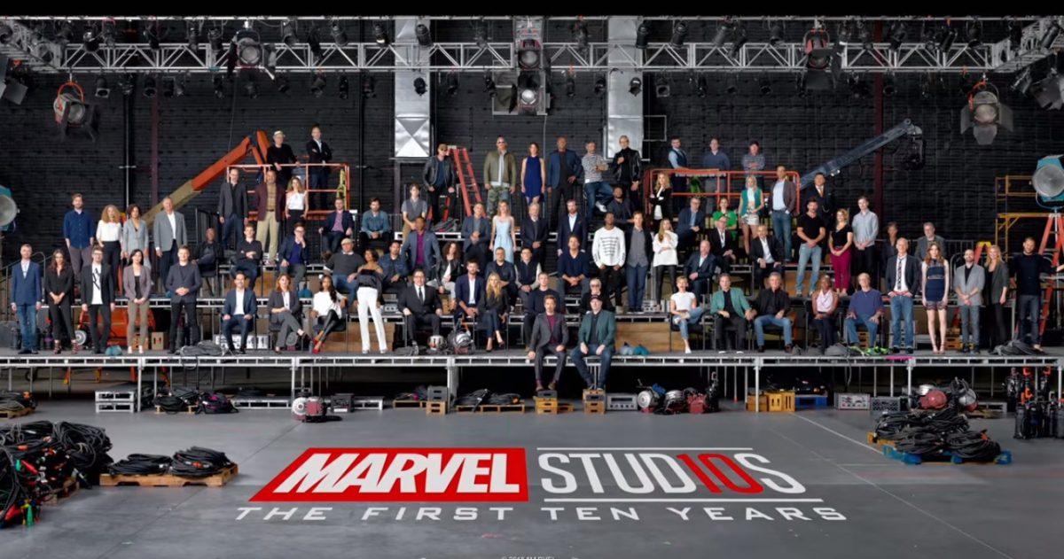 Marvel Class Photo