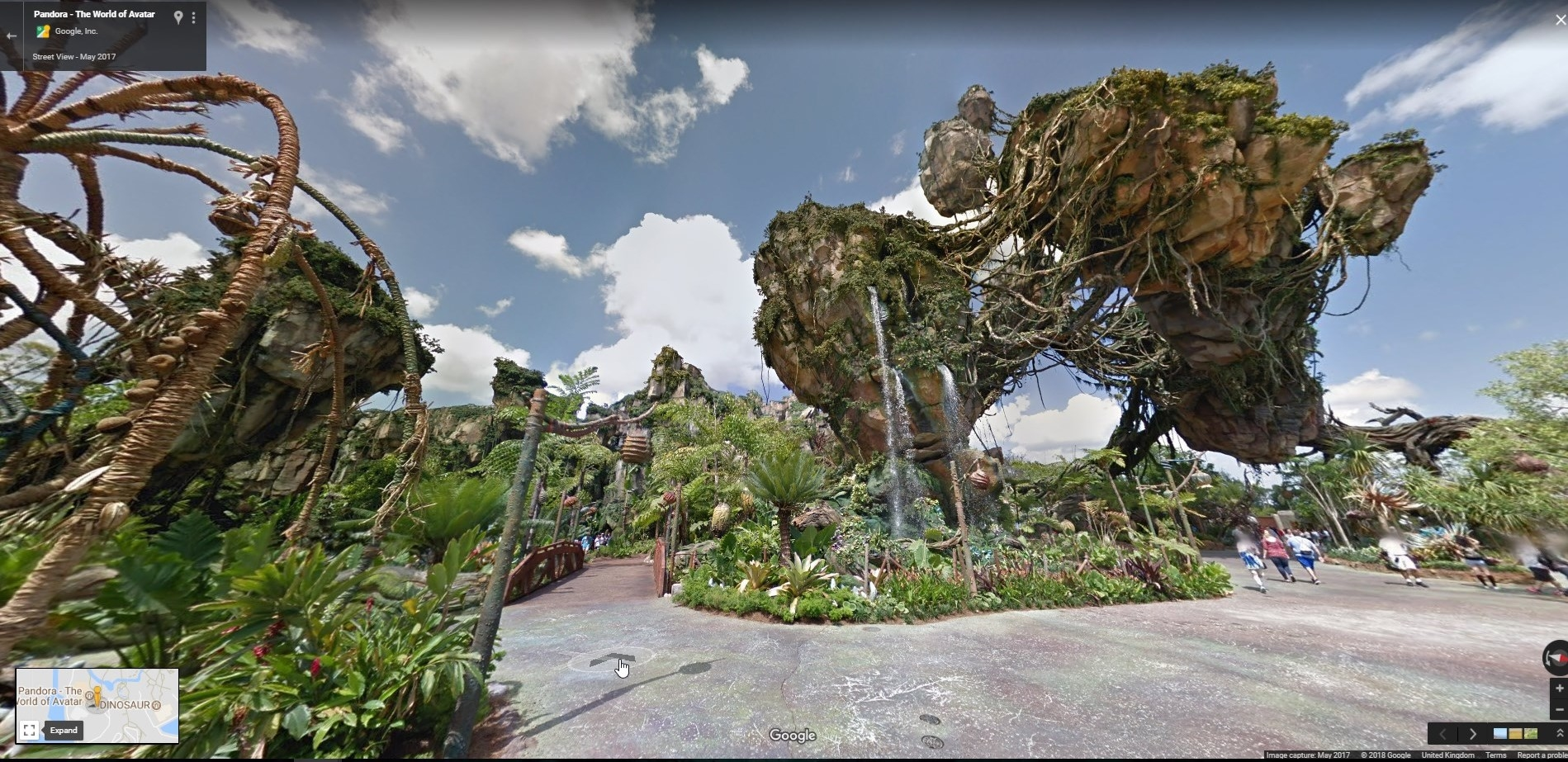 Pandora-Disneyland
