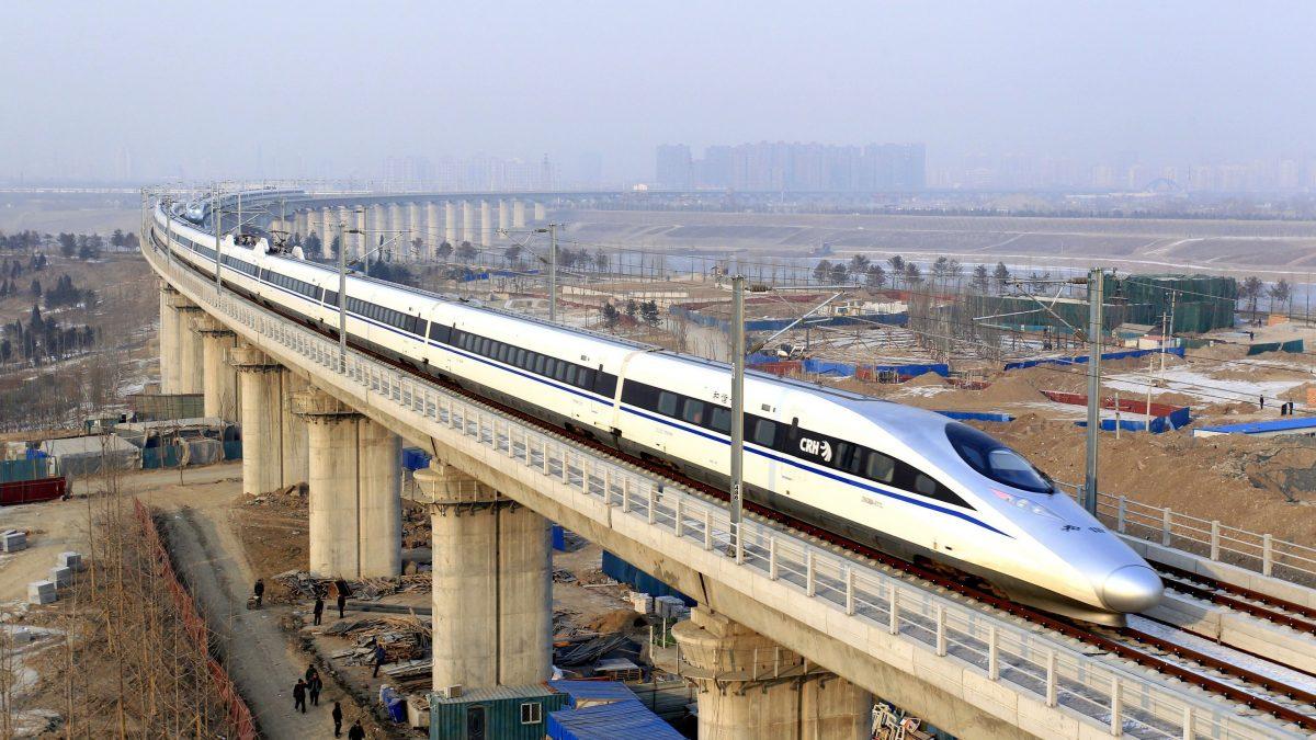 china-bullet-train