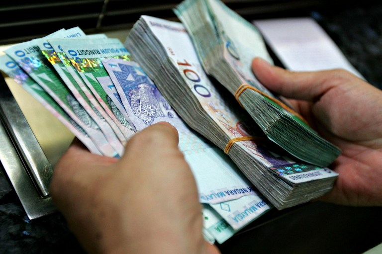 MALAYSIA-FOREX-CURRENCY-RINGGIT