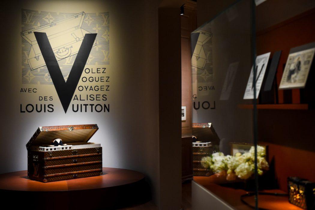 (Private forever) Volez, Voguez, Voyagez : Louis Vuitton Exhibition