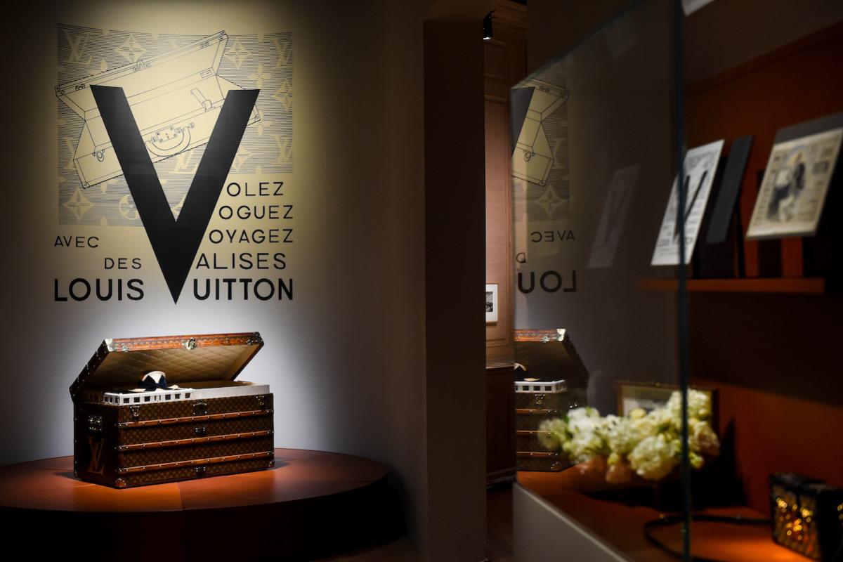 (Private forever) Volez, Voguez, Voyagez : Louis Vuitton Exhibition