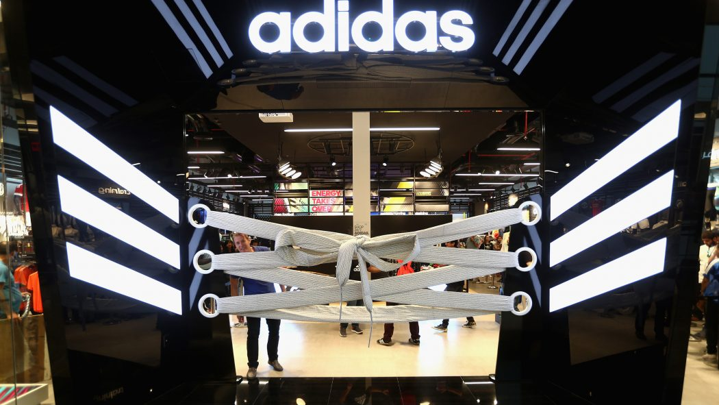 David Beckham opens new adidas store in Dubai