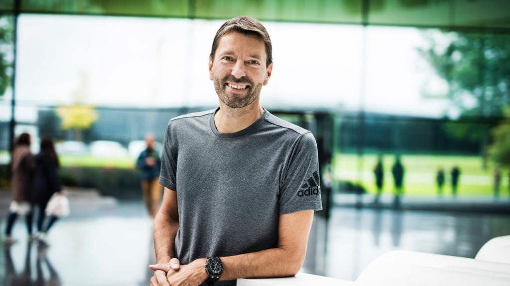 CEO adidas, Kasper Rørsted