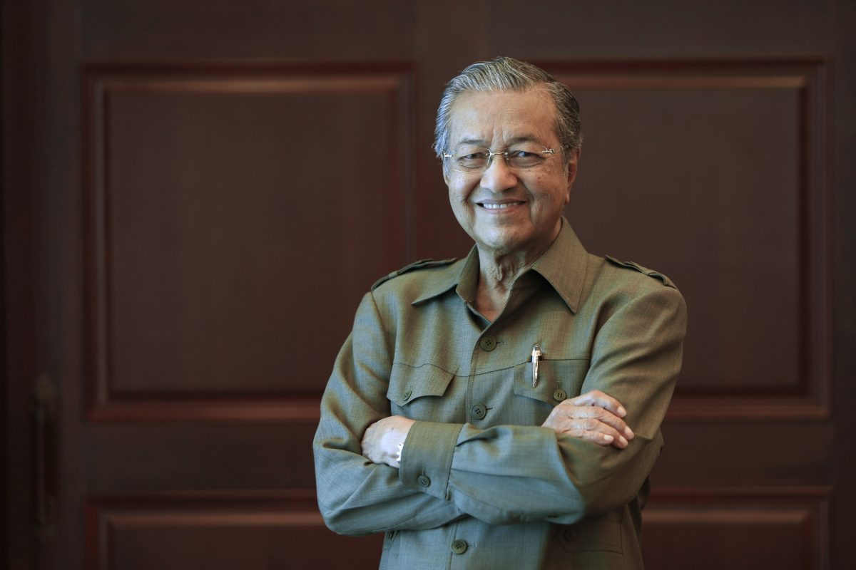 Image result for tun mahathir