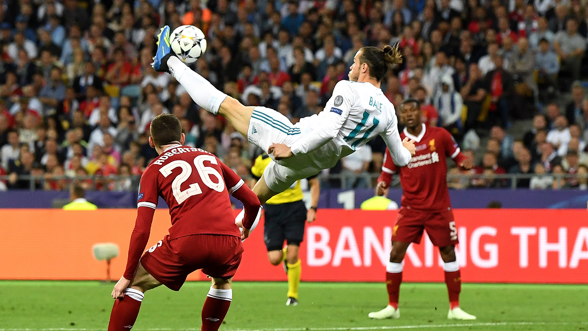 Real Madrid v Liverpool – UEFA Champions League Final