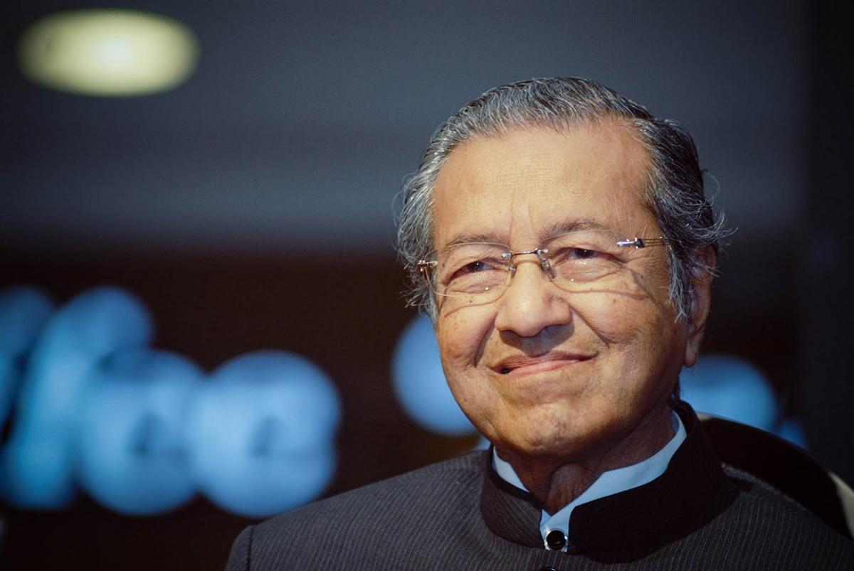 Mahathir-Mohamad-photo-Zaid-blog