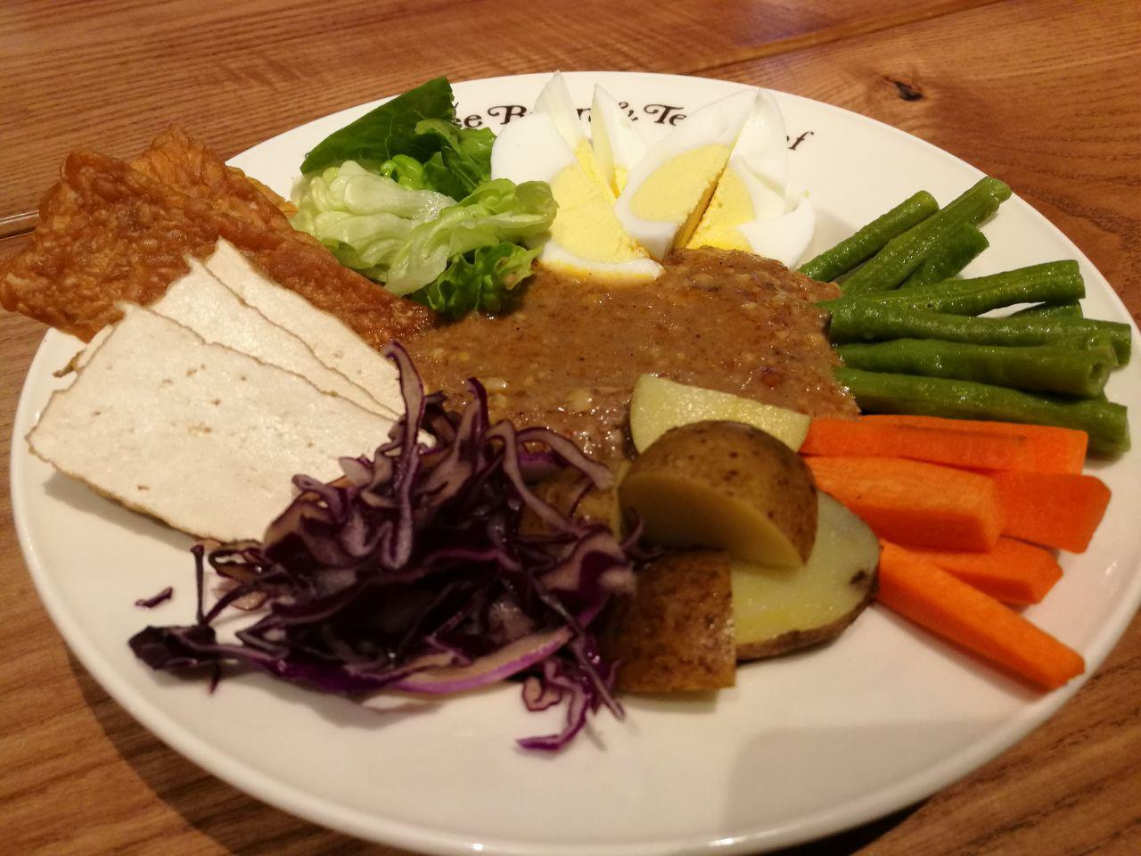 Sundanese Salad