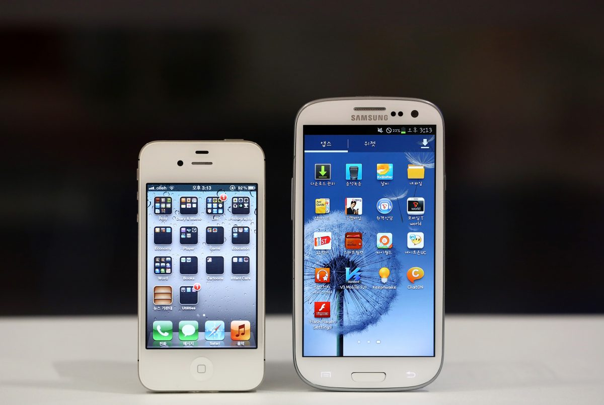 General Samsung And Apple Products Images