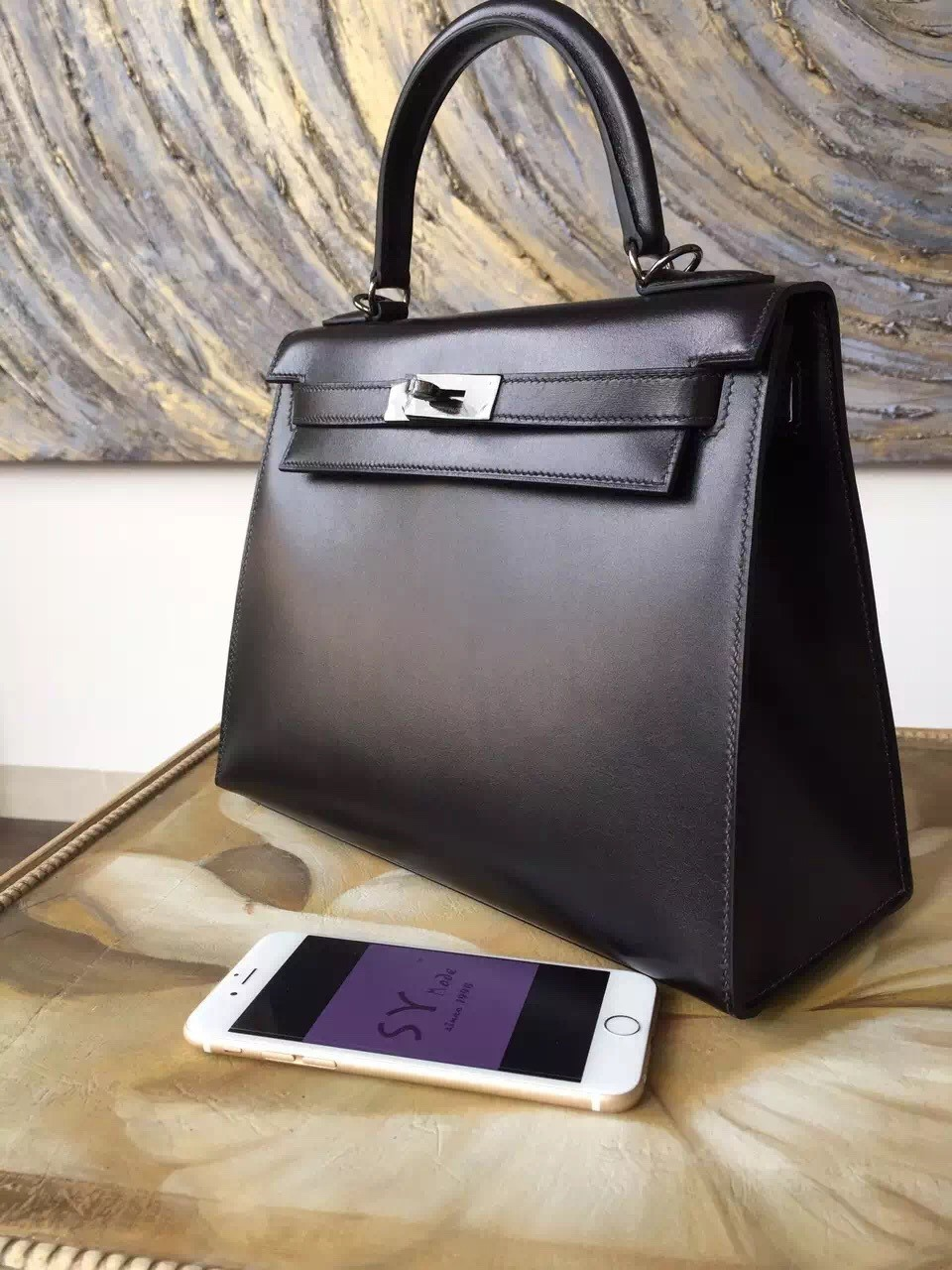 limited-edition-hermes-kelly-28cm-box-calfskin-original-leather-bag-handstitched-so-black-rs09188-2