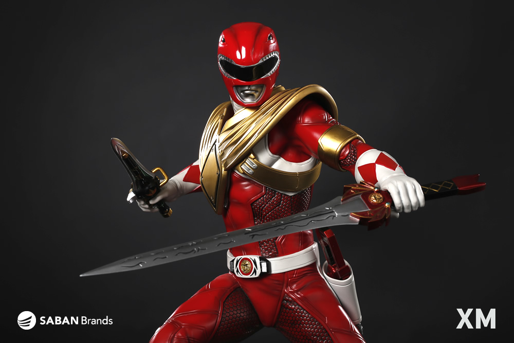red power rangers 4