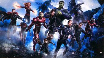 Avengers Concept Art