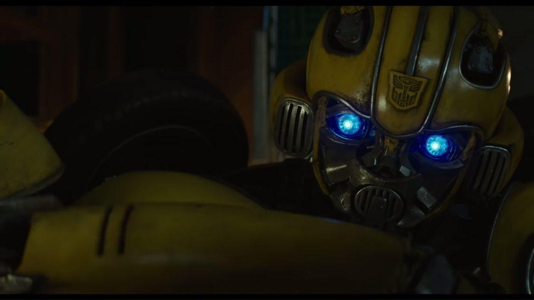 Bumblebee _ Official Teaser Trailer _ Paramount Pictures International screenshot