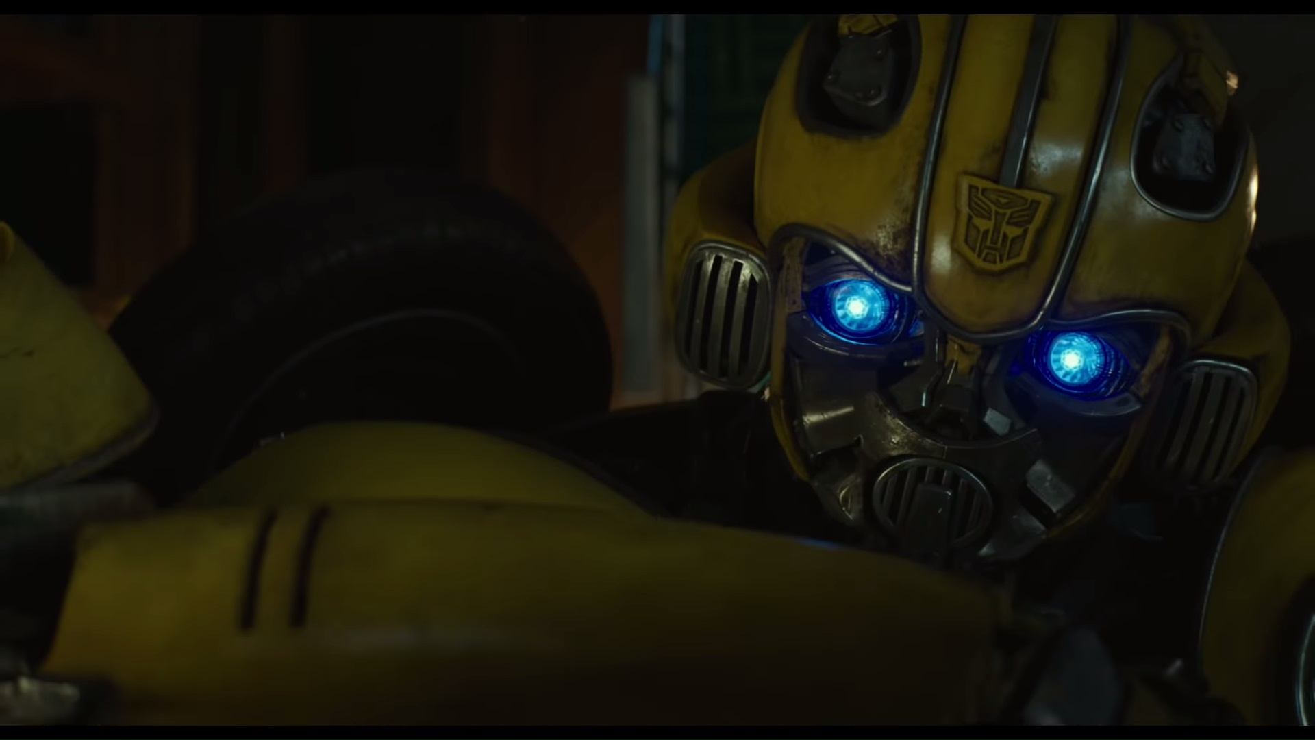 Bumblebee _ Official Teaser Trailer _ Paramount Pictures International screenshot