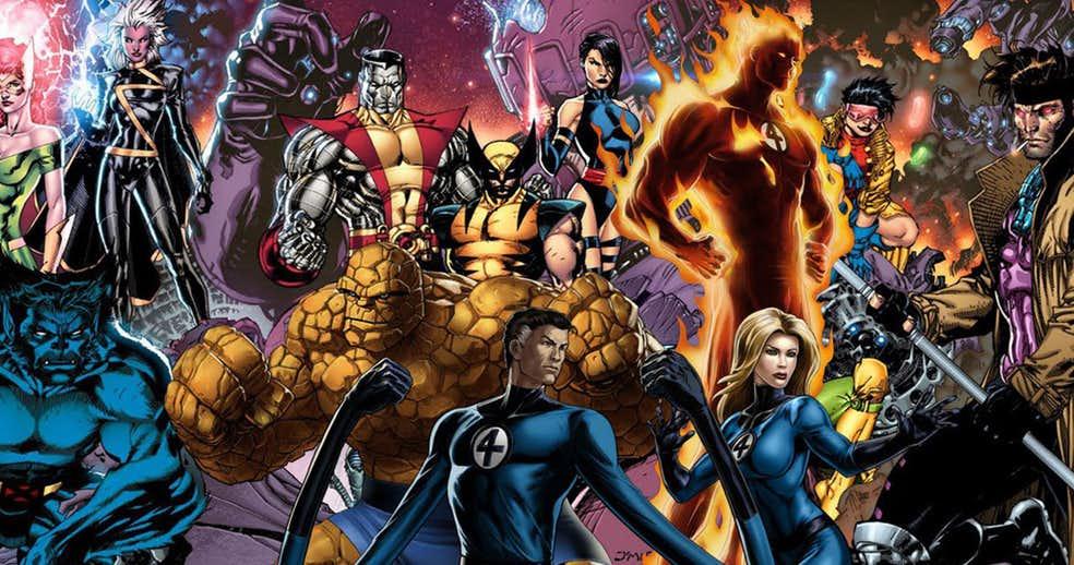 FF X-Men