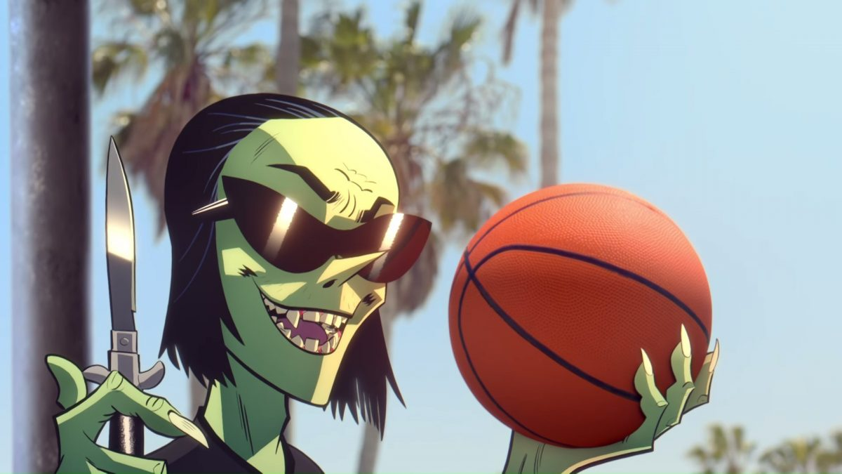 Gorillaz – Humility (Official Video) screenshot