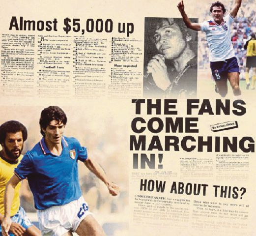 NST world cup 1982
