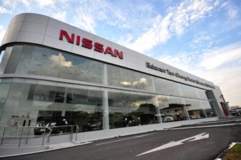 Nissan-3S-centre-in-Kuching