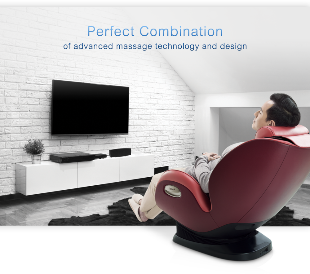 uDivine-Mini-massage-chair-model-relaxing