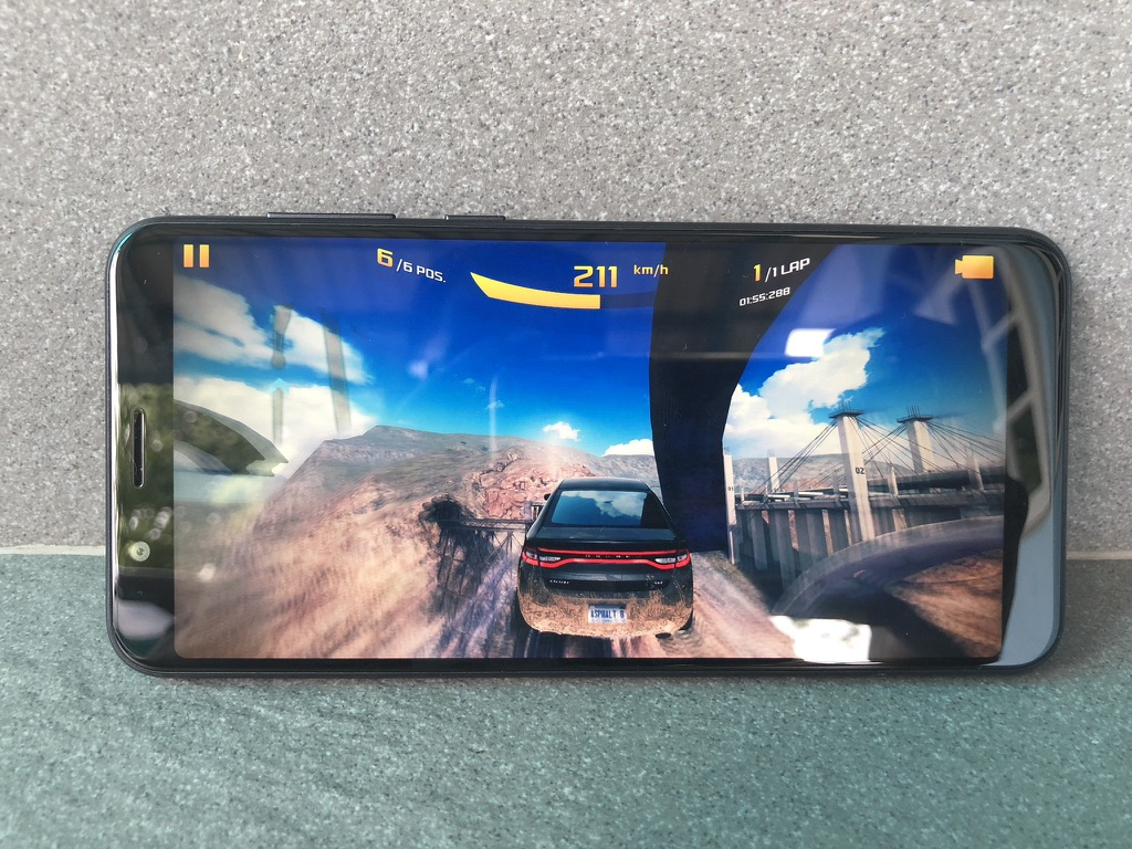 Asus Zenfone Max Pro M1 Game