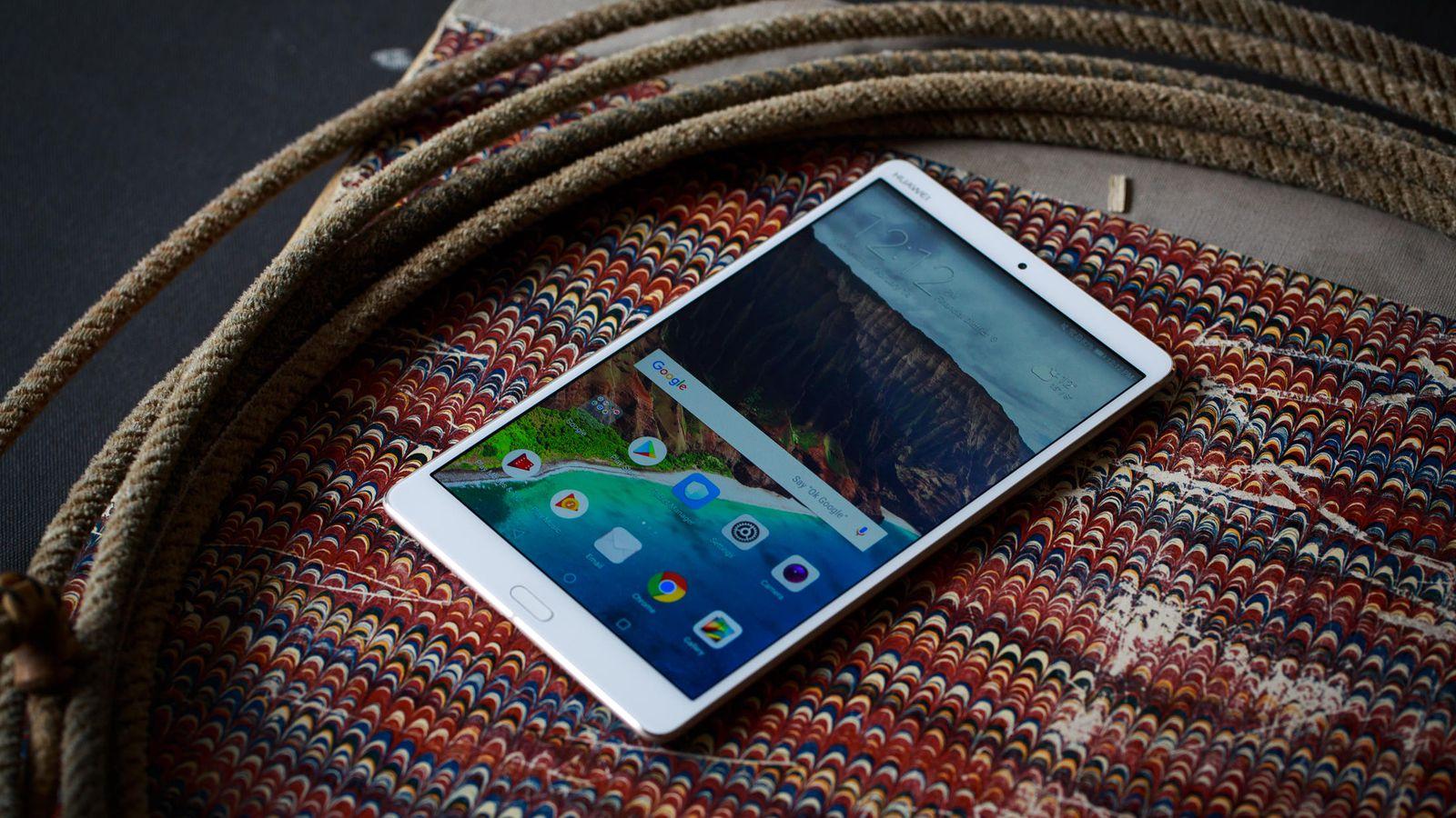 MediaPad-M5-Tablet