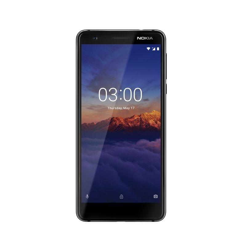 Nokia 3.1_black_front