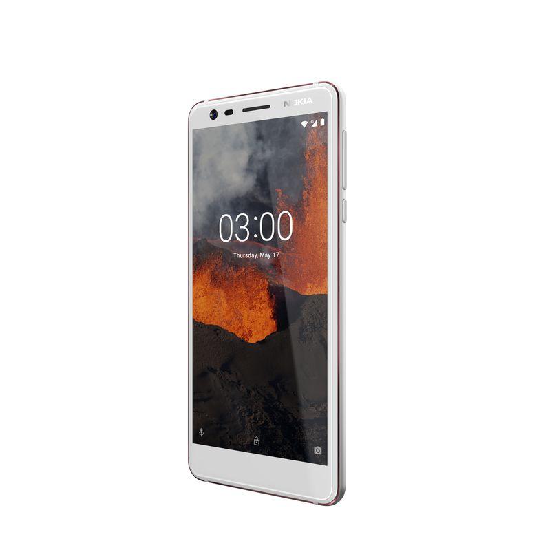 Nokia 3.1_white_slanted