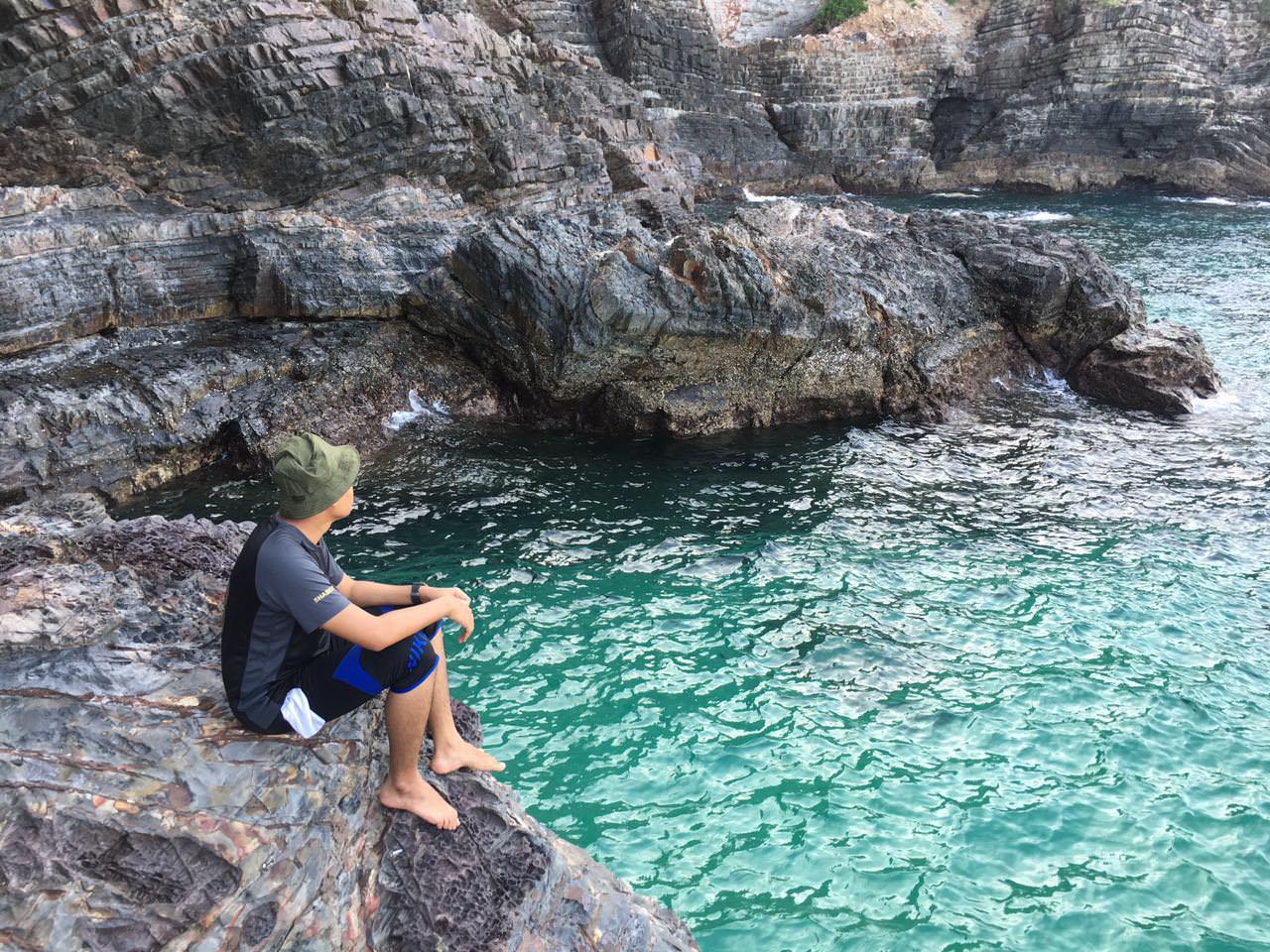 Pulau kapas 13