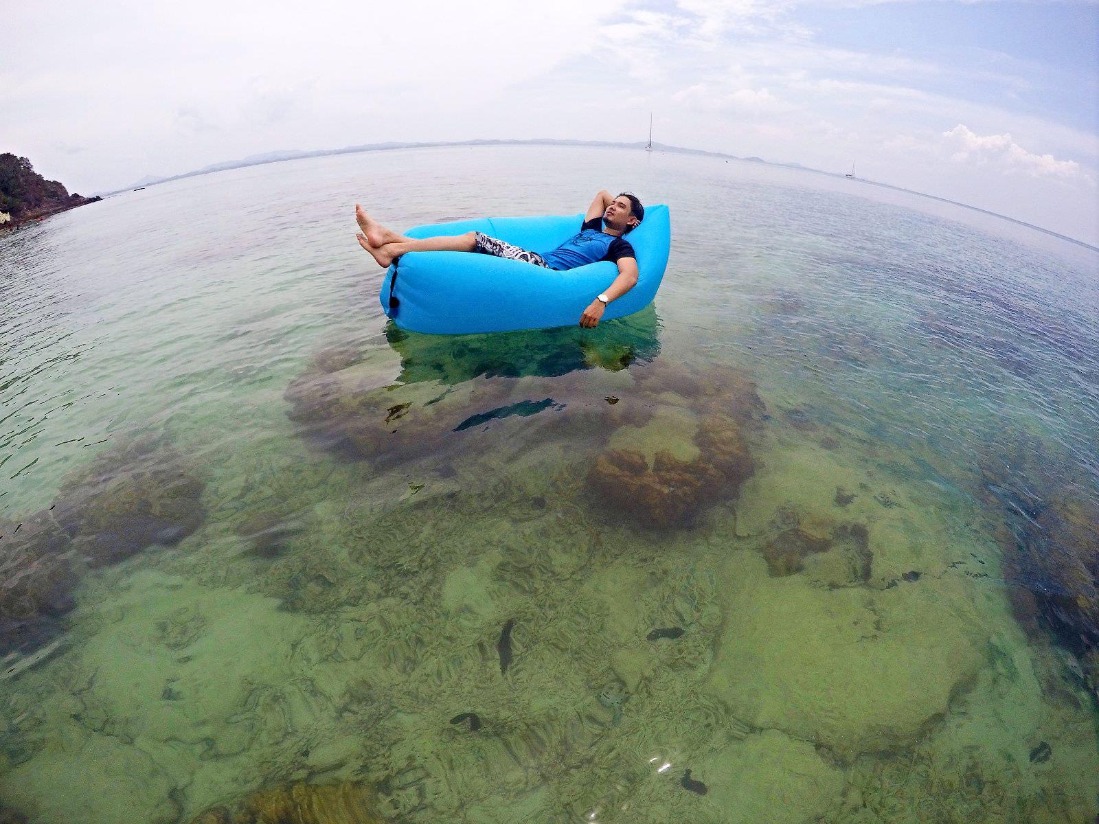 Pulau kapas 3