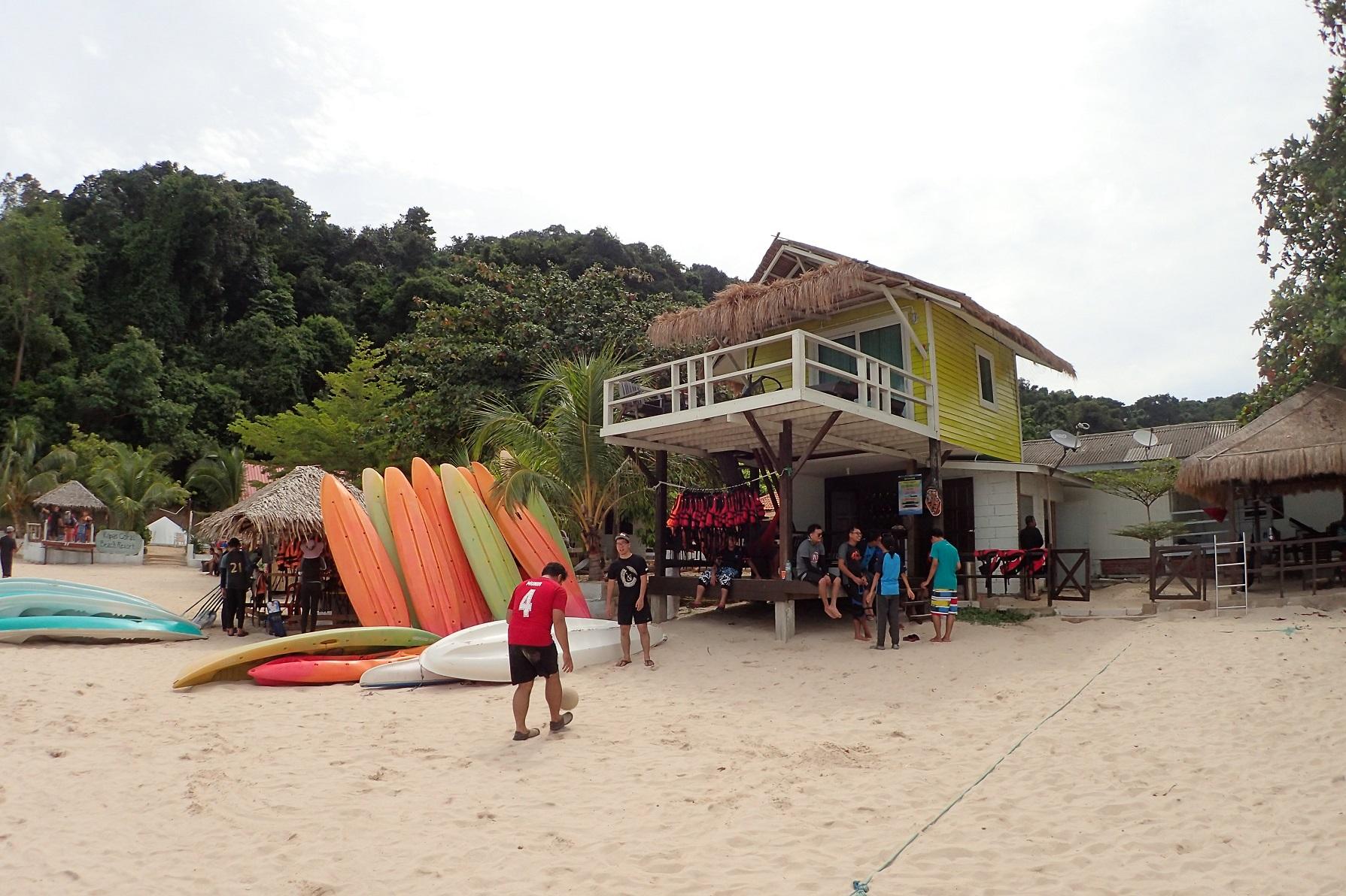 Pulau kapas 5 Baru