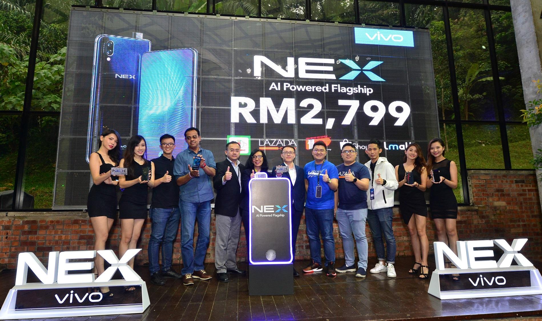 Vivo NEX Media Launch_Image 1