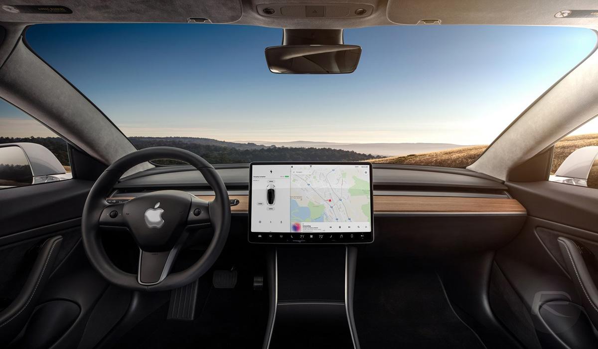 Apple-Car-self-driving