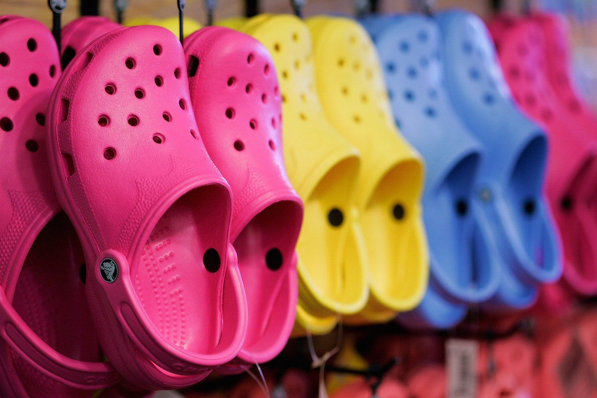 "Whole Foods Selling ""Crocs"""