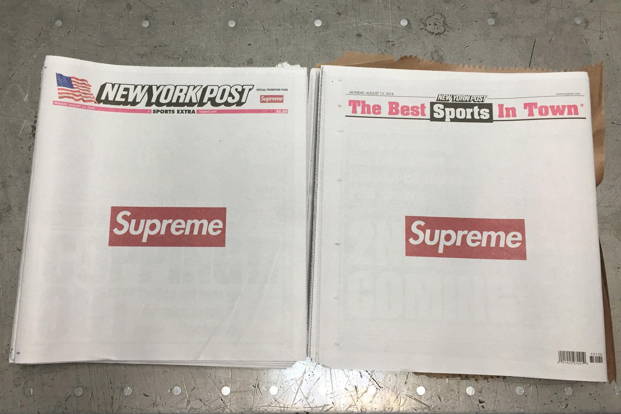 Supreme Cover