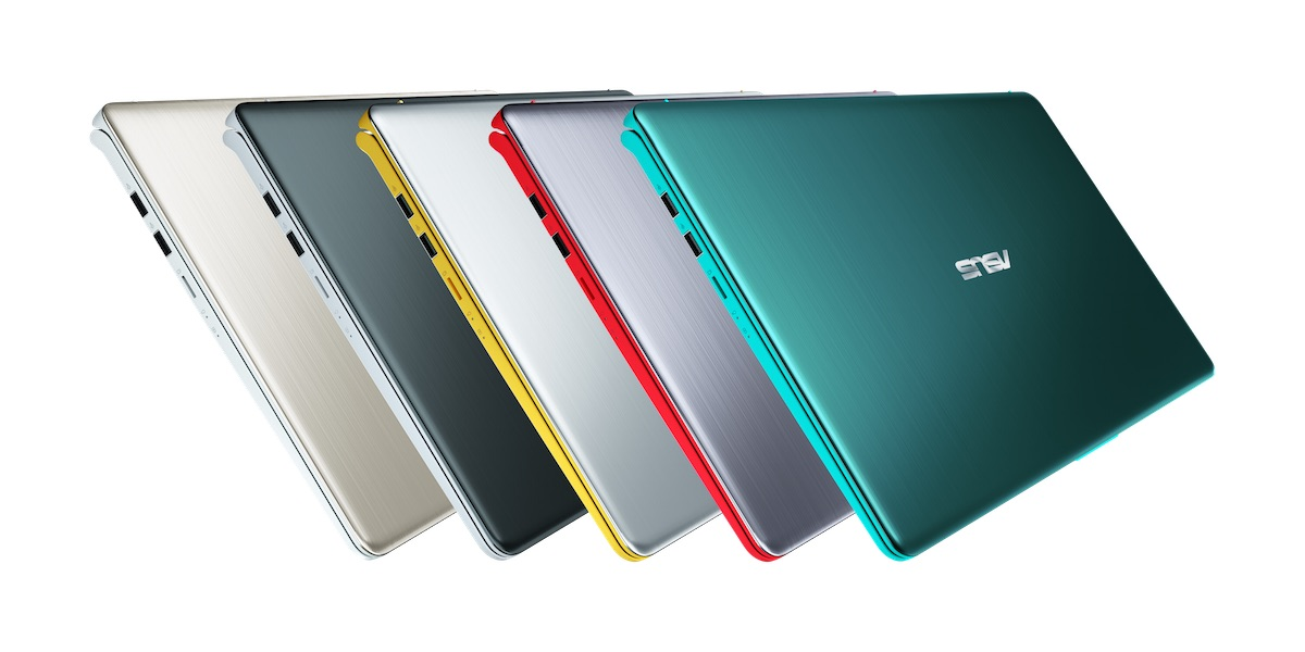 VivoBook S15_S530_Five color options_close