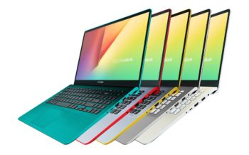 VivoBook S15_S530_Five color options_open