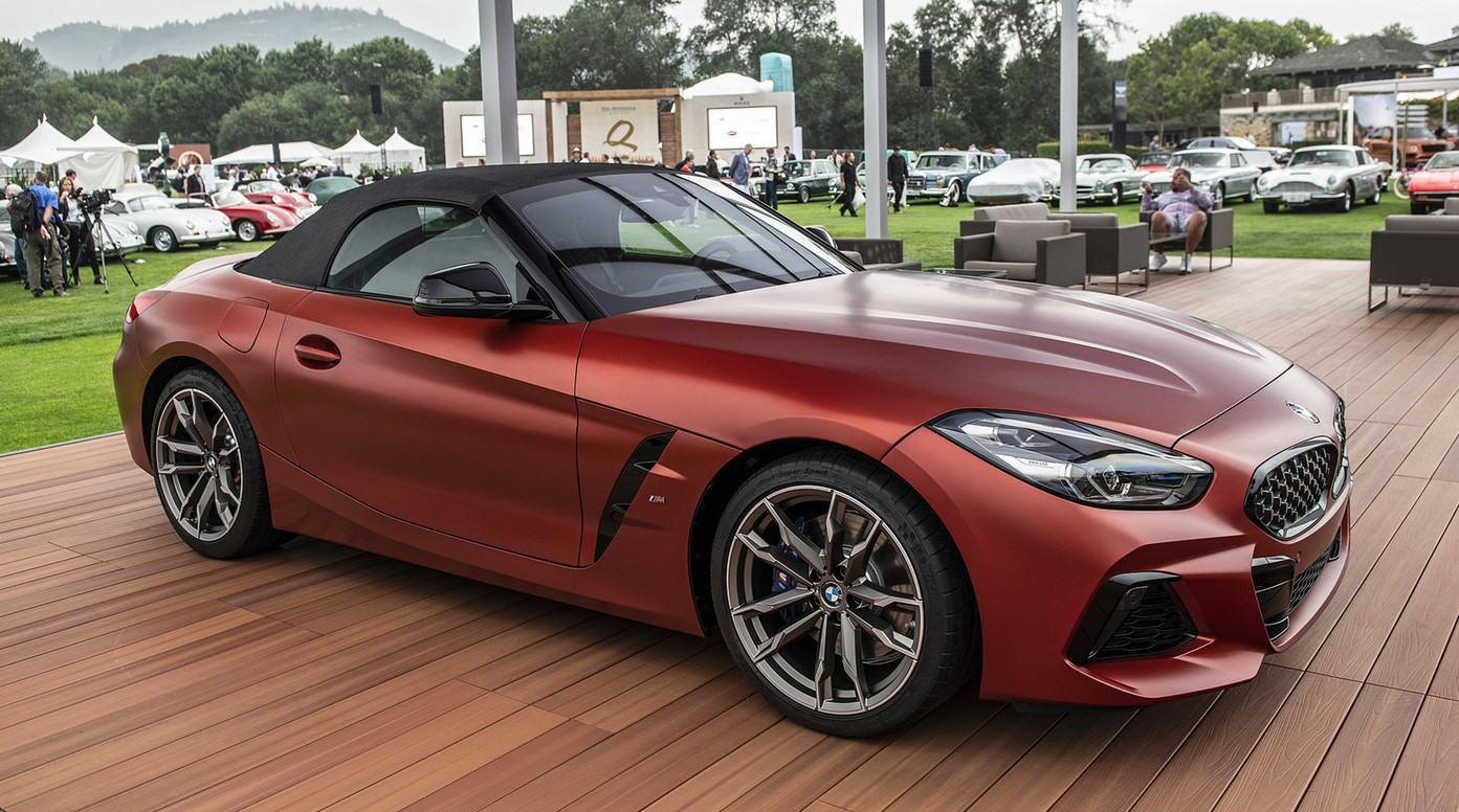 bmw-z4-m40i-roadster-first-edition-official-debut-1 crop