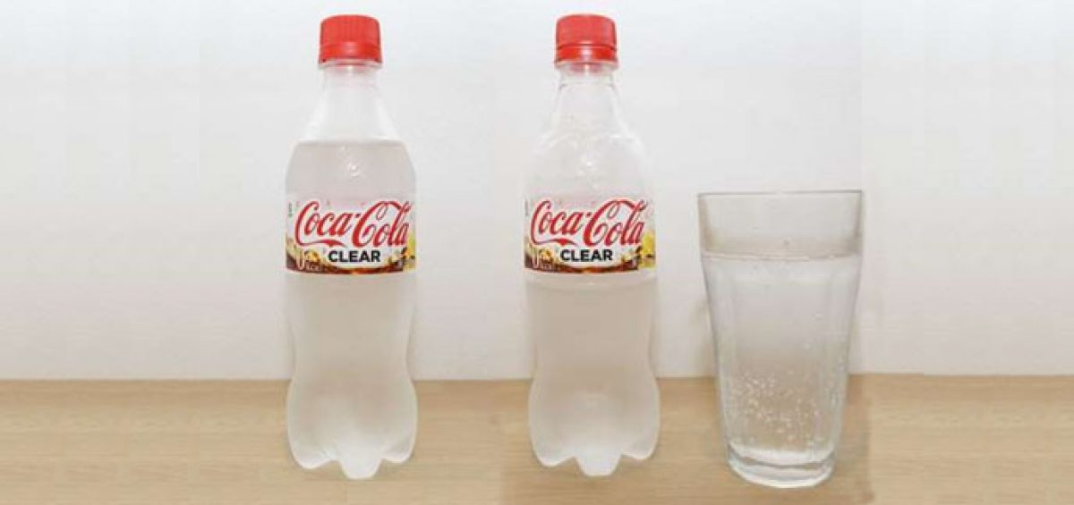 cola clear