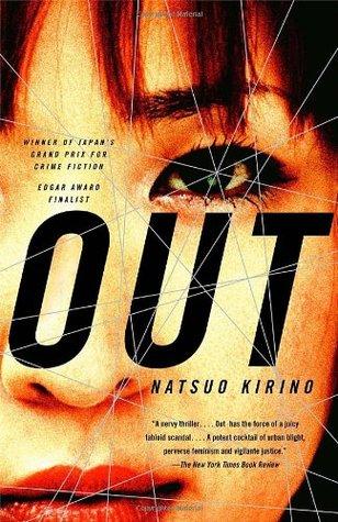 3. Out, Natsuo Kirino.