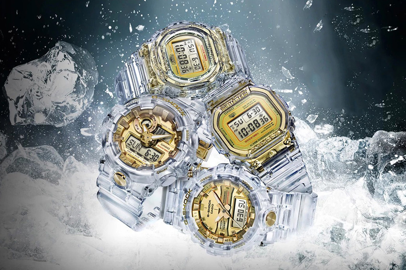 casio-g-shock-glacier-gold-see-through-watch-collection-1