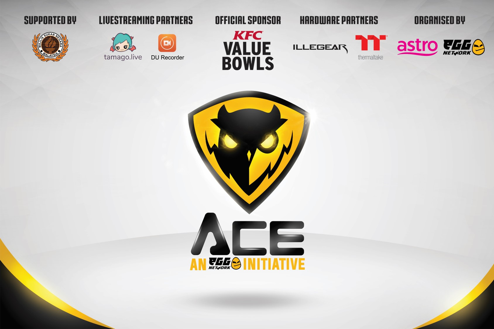 eGG Network's Alliance of Campus Esports (ACE)