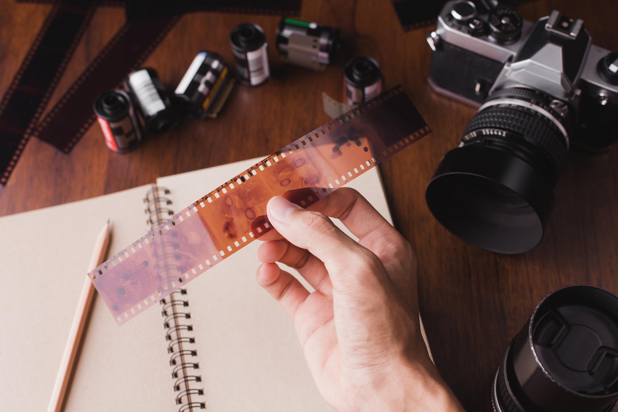 kamera filem