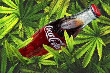 marijuana-infused-drinks-cocacola