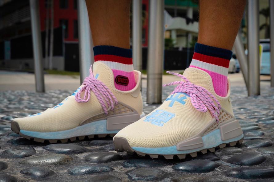 pharrell-adidas-originals-nmd-hu-nerd-cream-on-foot-4